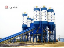 HZS series concrete mixing plant